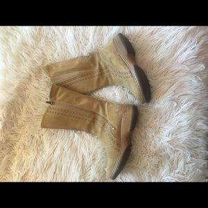 Camel Dansko boots